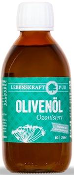 Lebenskraft Ozonisiertes Olivenöl