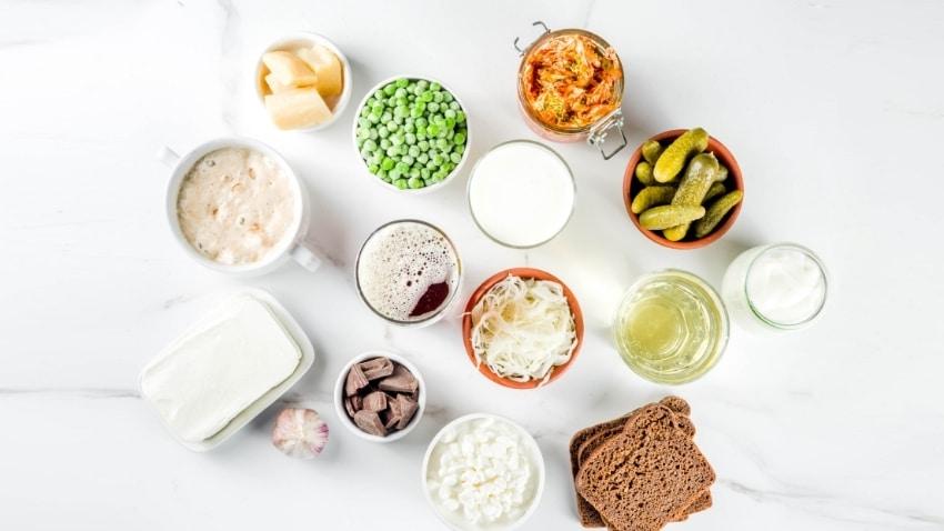 Probiotika Lebensmittel