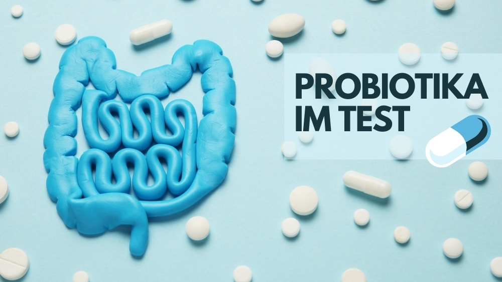 Probiotika Test
